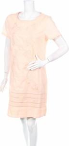 Różowa sukienka Anany mini