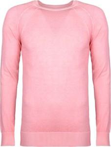 Różowy sweter Patrizia Pepe