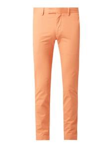 Pomarańczowe spodnie POLO RALPH LAUREN w stylu casual