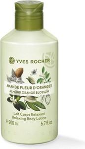 Yves Rocher Relaksujące mleczko do ciała Migdał & Kwiat pomarańczy