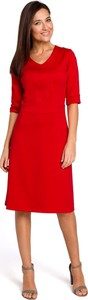 Sukienka Style z bawełny midi