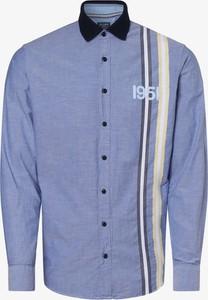 Koszula Olymp Casual Modern Fit z klasycznym kołnierzykiem w stylu casual