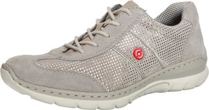 Buty sportowe rieker sznurowane w stylu casual