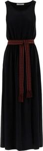 Sukienka Marella z okrągłym dekoltem maxi