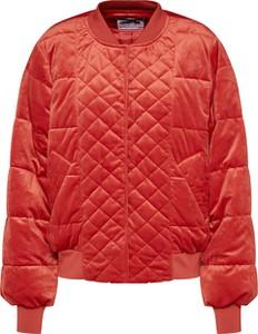 Czerwona kurtka Noisy May krótka