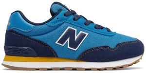 Buty sportowe dziecięce New Balance z zamszu