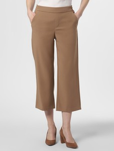 Brązowe spodnie MAC
