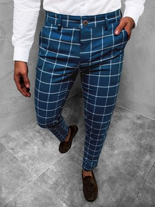 Spodnie ozonee.pl z bawełny w młodzieżowym stylu