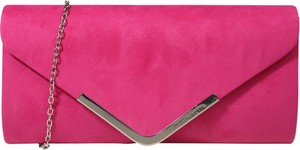 Różowa torebka Tamaris mała