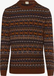 Sweter Olymp Luxor Modern Fit z wełny