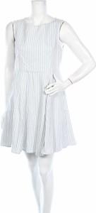 Sukienka Rodier z okrągłym dekoltem bez rękawów