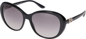 Niebieskie okulary damskie Versace