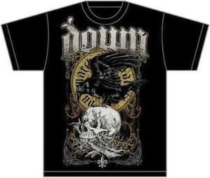 Czarny t-shirt collector`s mine