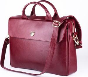 e414cdce536df torebki damskie czerwone lakierowane - stylowo i modnie z Allani