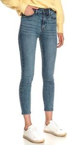 Jeansy Top Secret w stylu casual z jeansu