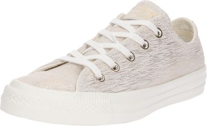 Sneakersy Converse sznurowane na platformie