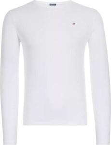 Koszulka z długim rękawem Tommy Hilfiger w stylu casual z bawełny z długim rękawem