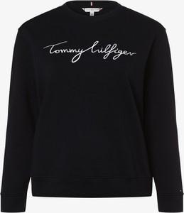 Czarna bluza Tommy Hilfiger