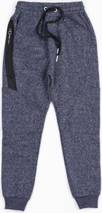 Granatowe spodnie dziecięce Multu
