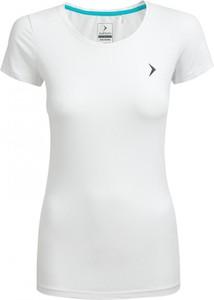 T-shirt Outhorn w młodzieżowym stylu z okrągłym dekoltem
