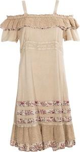 Sukienka Coline mini z krótkim rękawem