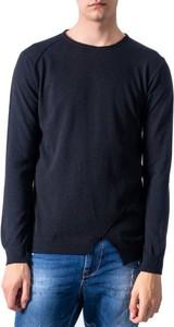 Sweter Imperial w stylu casual z bawełny