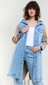 Niebieska kurtka Big Star z jeansu