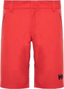 Czerwone spodenki Helly Hansen