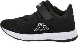 Czarne buty sportowe dziecięce Kappa