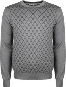 Sweter Roberto Cavalli z wełny