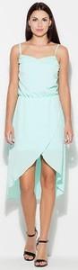 Sukienka Katrus bez rękawów midi