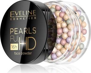 Eveline, Pearls Full HD, puder w perełkach, CC wyrównujący koloryt, 15g