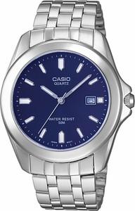 Zegarek męski Casio MTP-1222A-2AVEF - 5 BAR