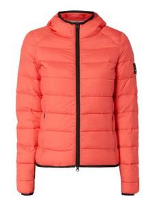 Czerwona kurtka Ecoalf w stylu casual krótka