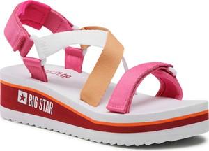 Sandały Big Star w stylu casual