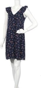 Niebieska sukienka Miss Etam mini
