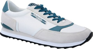 Buty sportowe Trussardi Jeans sznurowane