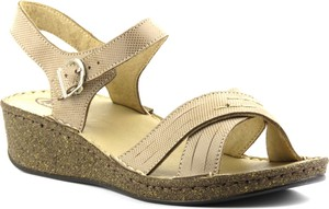 Sandały Helios ze skóry