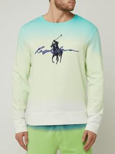 Bluza POLO RALPH LAUREN z nadrukiem z bawełny w młodzieżowym stylu