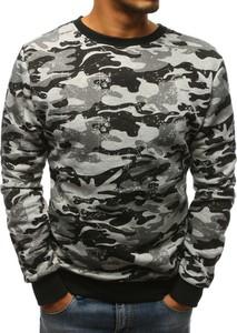 Bluza Dstreet z bawełny w militarnym stylu