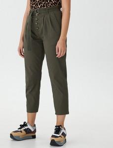 9d0d660b80 spodnie khaki damskie - stylowo i modnie z Allani