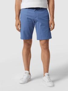 Spodenki Tommy Hilfiger w stylu casual z tkaniny