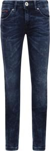 Jeansy dziecięce Hilfiger Denim z jeansu