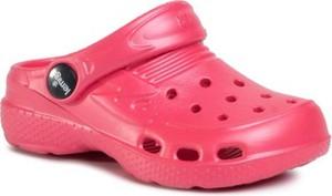 Różowe buty dziecięce letnie Lemigo