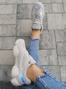 Sneakersy sklep-szpilka24 sznurowane z płaską podeszwą