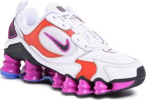Sneakersy eobuwie.pl sznurowane na platformie