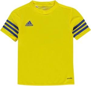 Żółta koszulka Adidas