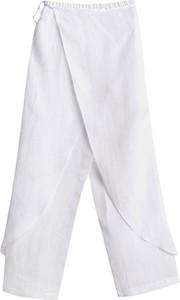Spodnie Veva z lnu