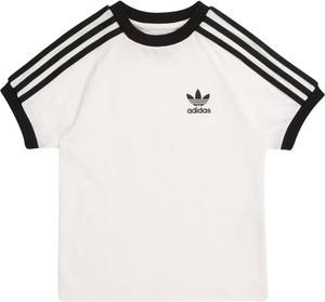 Bluzka dziecięca Adidas Originals z krótkim rękawem z dżerseju