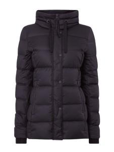 Czarna kurtka Marc O'Polo krótka w stylu casual